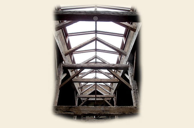 A Glass Roof Dormer Style Skylight by Renaissance Conservatories