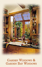 Garden Windows & Garden Bay Windows